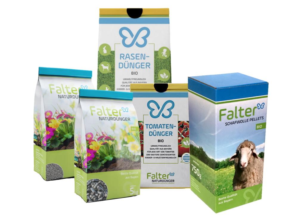 Produkte Falter Naturdünger