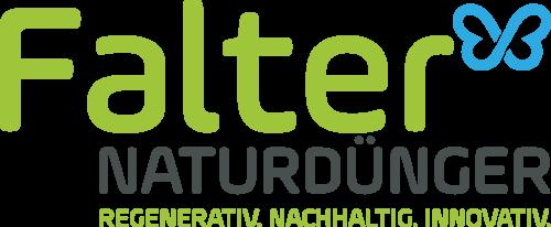 Logo Falter Naturdünger - Regenerativ. Nachhatig. Innovativ.